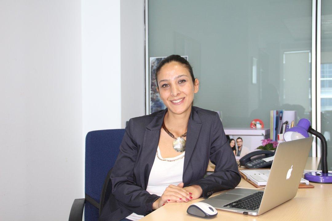 Asmin Kavas Bilgiç, Dr.