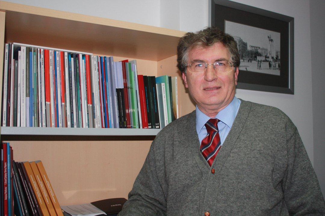 Atila Eralp, PhD.