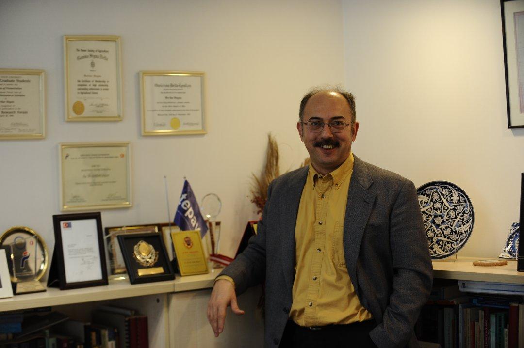 Serdar Sayan, PhD